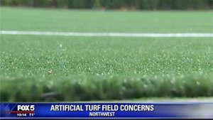 Nearly A Dozen Artificial Turf Fields In DC Failed Last Round Of Safety Tests
