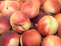 Dirty dozen; peaches